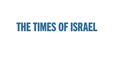 Times Of Israel Banner